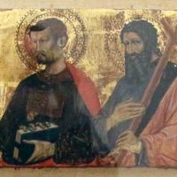Jacopo di paolo, tre coppie di santi, 1402 ca - Sailko - Bologna (BO)