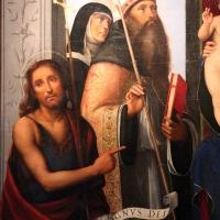 Francesco francia, madonna in trono e santi, 1490 ca., da s.m. della misericordia, 02 - Sailko - Bologna (BO)