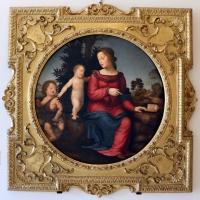 Giuliano bugiardini, madonna col bambino e san giovannino, 1523-25 ca. 01 - Sailko - Bologna (BO)