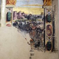 Niccolò dell'abate, affreschi dell'orlando furioso, da palazzo torfanini 09 battaglia 1 - Sailko - Bologna (BO)