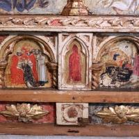 Giovanni da bologna, polittico da s. marco, 1380 ca. 02 - Sailko - Bologna (BO)
