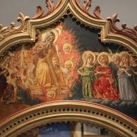 L'alunno, madonna in trono e santi con annunciazione, 06 - Sailko - Bologna (BO)