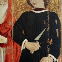 Maestro della pala dei muratori, pala dei muratori, 1476 ca., da arte dei muratori, 04 san castorio - Sailko - Bologna (BO)