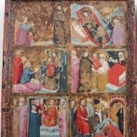 Maestro di san nicolò degli albari, storie di cristo e santi, 1320 ca. 02 - Sailko - Bologna (BO)