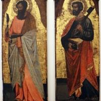 Jacopo di paolo, ss. bartolomeo e pietro, 1420, da s. giacomo maggiore - Sailko - Bologna (BO)