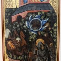 Vitale da bologna, storie di s. antonio abate, 1340-45 ca., da s. stefano 05 - Sailko - Bologna (BO)