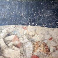 Pseudo-jacopino, san giacomo alla battaglia di clavijo, 1315-20 ca., da s. giacomo maggiore, 04 - Sailko - Bologna (BO)