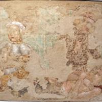 Francesco da rimini, miracolo di llerida, 1320-25 ca., da refettorio vecchio di s. francesco - Sailko - Bologna (BO)