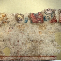 Vitale da bologna, ultima cena e santi, ante 1340, da s. francesco, 03 - Sailko - Bologna (BO)