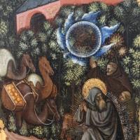 Vitale da bologna, storie di s. antonio abate, 1340-45 ca., da s. stefano 07 - Sailko - Bologna (BO)