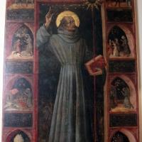 Giovanni da modena, san bernardino da siena e storie della sua vita, 1451, da s. francesco - Sailko - Bologna (BO)