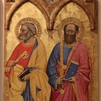 Lippo di dalmasio, polittico da s. croce, 1390 ca., 06 - Sailko - Bologna (BO)