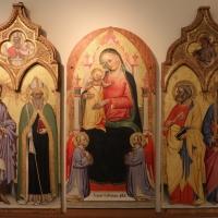 Lippo di dalmasio, polittico da s. croce, 1390 ca., 01 - Sailko - Bologna (BO)