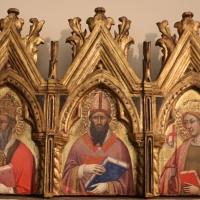 Simone dei crocifissi, polittico dai ss. leonardo e orsola, 1385-90 ca. 04 - Sailko - Bologna (BO)
