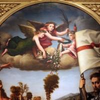 Giacomo e giulio francia, madonna col bambino tra ciqnue santi e angeli, 1526, da s. francesco 02 - Sailko - Bologna (BO)
