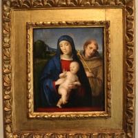 Francesco francia, madonna col bambino e s. francesco, 1510 ca - Sailko - Bologna (BO)