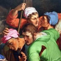 Il bagnacavallo junior, adorazione dei pastori (pinacoteca di cento) 11 - Sailko - Bologna (BO)