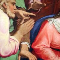 Il bagnacavallo junior, adorazione dei pastori (pinacoteca di cento) 07 mani - Sailko - Bologna (BO)