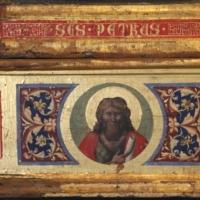 Giotto, polittico di bologna, 1330 ca, da s.m. degli angeli, predella 01 - Sailko - Bologna (BO)