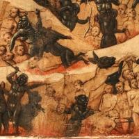 Maestro dell'avicenna, paradiso e inferno, 1435 ca. (bo) 08 - Sailko - Bologna (BO)