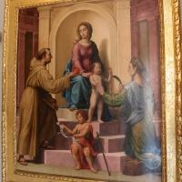 Giuliano bugiardini, sposalizio mistico di s. caterina coi ss. antonio da padova e giovannino, 1525 ca. da s. francesco 01 - Sailko - Bologna (BO)