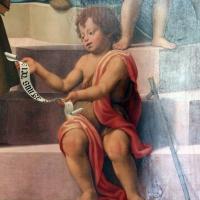Giuliano bugiardini, sposalizio mistico di s. caterina coi ss. antonio da padova e giovannino, 1525 ca. da s. francesco 06 - Sailko - Bologna (BO)