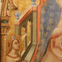 Simone dei crocifissi, madonna col bambino, angeli e il donatore giovanni da piacenza, 1378-80 ca., dalla madonna del monte 02 - Sailko - Bologna (BO)