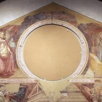 Vitale da bologna, annunciazione, natività, sogno di maria e guarigione miracolosa, 1340-45 ca., da oratorio di mezzaratta 02 - Sailko - Bologna (BO)