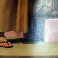 Giuliano bugiardini, sposalizio mistico di s. caterina coi ss. antonio da padova e giovannino, 1525 ca. da s. francesco 03 - Sailko - Bologna (BO)