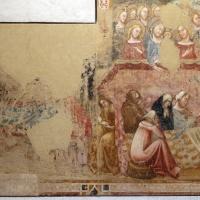Vitale da bologna, annunciazione, natività, sogno di maria e guarigione miracolosa, 1340-45 ca., da oratorio di mezzaratta 04 - Sailko - Bologna (BO)
