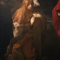 Guido reni, Cristo crocifisso con la Madonna, Giovanni e la Maddalena, 1617 ca., da monte calvario dei cappuccini 03 - Sailko - Bologna (BO)