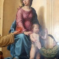 Giuliano bugiardini, sposalizio mistico di s. caterina coi ss. antonio da padova e giovannino, 1525 ca. da s. francesco 04 - Sailko - Bologna (BO)