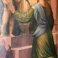 Giuliano bugiardini, sposalizio mistico di s. caterina coi ss. antonio da padova e giovannino, 1525 ca. da s. francesco 07 - Sailko - Bologna (BO)
