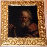 Lodovico lana (attr.), ritratto di vecchio - Sailko - Bologna (BO)