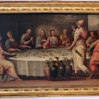 Pellegrino tibaldi (attr.), nozze di cana - Sailko - Bologna (BO)