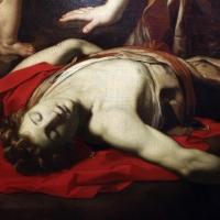 Michele desubleo, venere piange adone, 1650 ca., coll. zambeccari, 03 - Sailko - Bologna (BO)