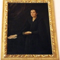 Guido reni (bottega), ritratto di gentildonna con libro in mano - Sailko - Bologna (BO)