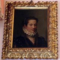 Sofonisba anguissola (attr.), ritratto di gentildonna - Sailko - Bologna (BO)