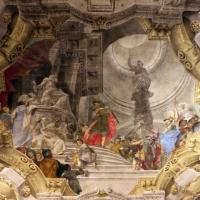 Donato creti, alessandro taglia il nodo gordiano, 1708-10, palazzo pepoli 02 - Sailko - Bologna (BO)