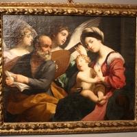 Giovan francesco gessi, sacra famiglia con due angeli che suonano, 1627-30, dalla madonna di galliera - Sailko - Bologna (BO)