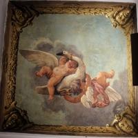Palazzo pepoli, affresco con putti su un cigno - Sailko - Bologna (BO)