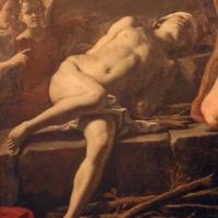 Mattia preti, abramo sacrifica isacco 03 - Sailko - Bologna (BO)
