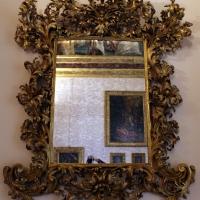 Palazzo pepoli, specchiera del xvii-xviii secolo - Sailko - Bologna (BO)