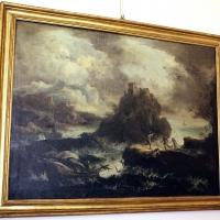 Antonio marini, marina in burrasca, (venezia), 02 - Sailko - Bologna (BO)