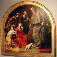 Giovan francesco gessi, san bonaventura resuscita un bambino, 1625-27, da s. stefano 01 - Sailko - Bologna (BO)