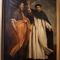 Simone cantarini, ss. giuseppe e domenico, 1640-45 ca., da s. tommaso al mercato 01 - Sailko - Bologna (BO)