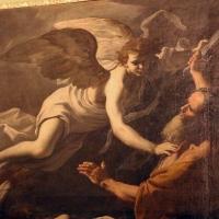 Mattia preti, abramo sacrifica isacco 02 angelo - Sailko - Bologna (BO)