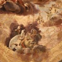 Domenico Maria Canuti, salone di palazzo pepoli campogrande con apoteosi di ercole, quadrature del mengazzino, xvii sec. 04 - Sailko - Bologna (BO)