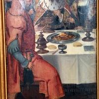 Pittore di anversa, trittico con storie di ester, assuero, adamo ed eva, 1520 ca. 02 - Sailko - Bologna (BO)