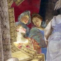 Donato creti, alessandro taglia il nodo gordiano, 1708-10, palazzo pepoli 03 - Sailko - Bologna (BO)